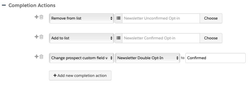 """, Comment configurer Pardot Double Opt-In pour les formulaires de newsletter<span class=""""wtr-time-wrap after-title""""><span class=""""wtr-time-number"""">1</span> minutes de lecture</span>"""
