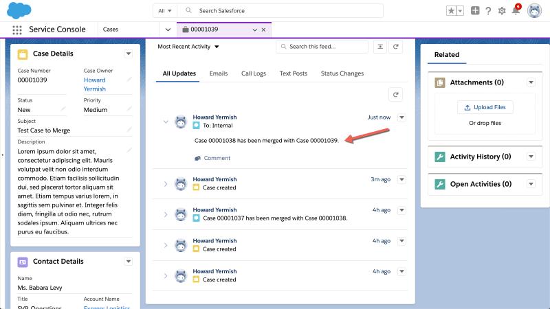 """, Fusionner les cas Salesforce: la nouvelle fonctionnalité change-t-elle la donne?<span class=""""wtr-time-wrap after-title""""><span class=""""wtr-time-number"""">6</span> minutes de lecture</span>"""