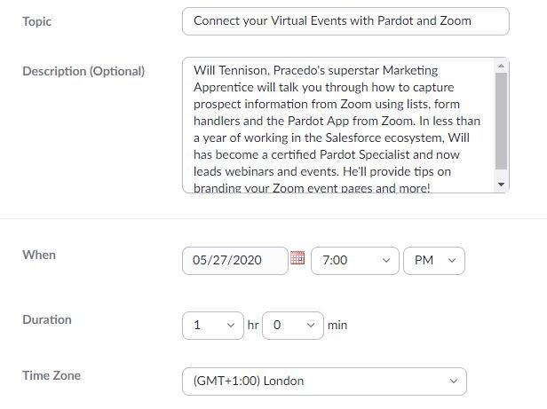 """, Hébergez vos événements virtuels avec Pardot et Zoom<span class=""""wtr-time-wrap after-title""""><span class=""""wtr-time-number"""">10</span> minutes de lecture</span>"""