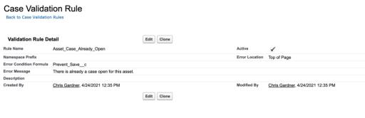 """, Règle de validation Salesforce pour éviter les doublons?<span class=""""wtr-time-wrap after-title""""><span class=""""wtr-time-number"""">4</span> minutes de lecture</span>"""