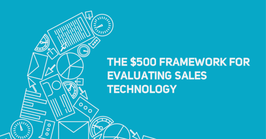 Sales Tech Evaluation Framework