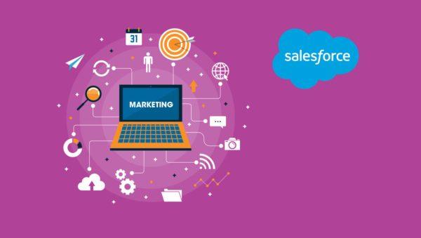 Salesforce Leads in Multichannel Marketing Hubs Technology