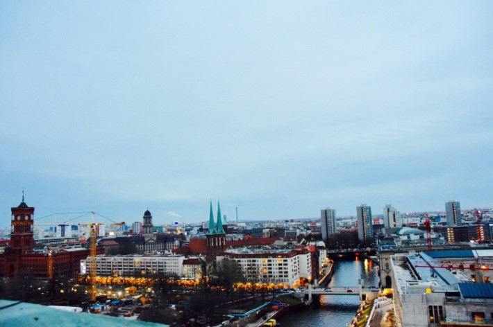 View from Berlin Dome