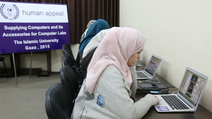 Students in Gaza can now return to their studies