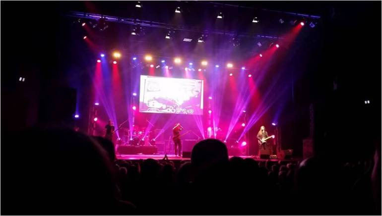 The Classic Rock Show at The Lowry, Salford