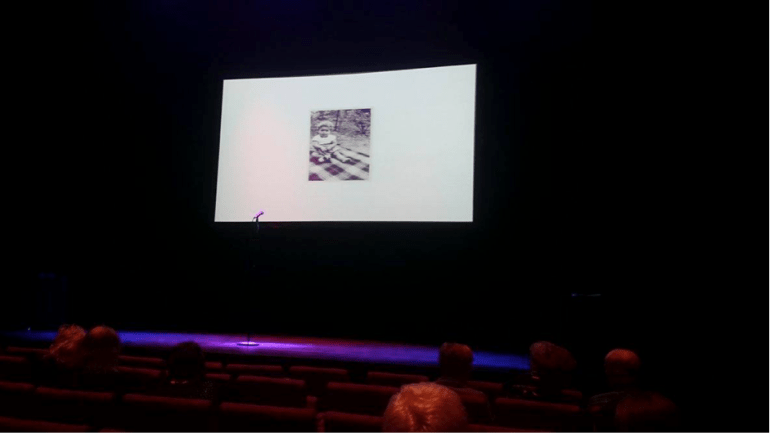 Mark Steel at The Lowry, Salford