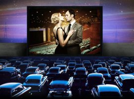 Christmas drive-in cinema comes to Eccles