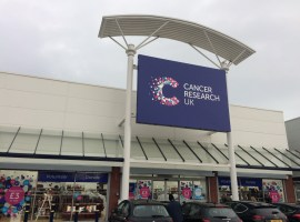 Survivors open Salford's first Cancer Research UK superstore this week