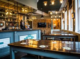 The Black Lion in Salford showcases new menu