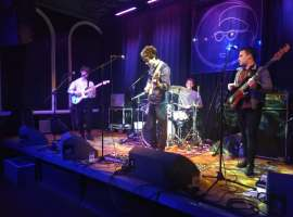 Salford band Velvet Shakes to perform at mental health charity festival