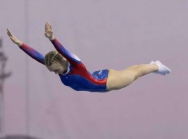 Willow at the World Championships