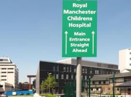 Royal Manchester Children's Hospital and St Mary's Hospital