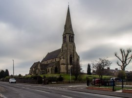 Salford church to be part of government funded restoration pilot scheme