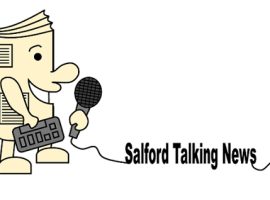 Salford charity who read news for the visually impaired need your support