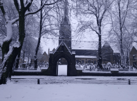 Snow causes chaos across Salford with Schools and transport affected