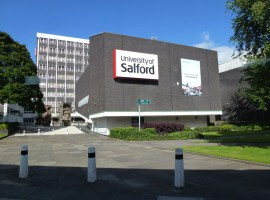 Salford University wins funding towards £11 million new specialist health centre