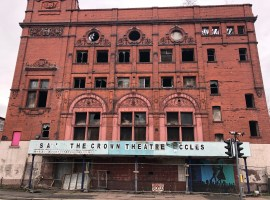 Disappointment over decision to turn Eccles Crown Theatre into flats