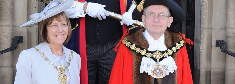 Salford ceremonial mayor