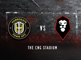 Salford City travel to Harrogate in promotion crunch match