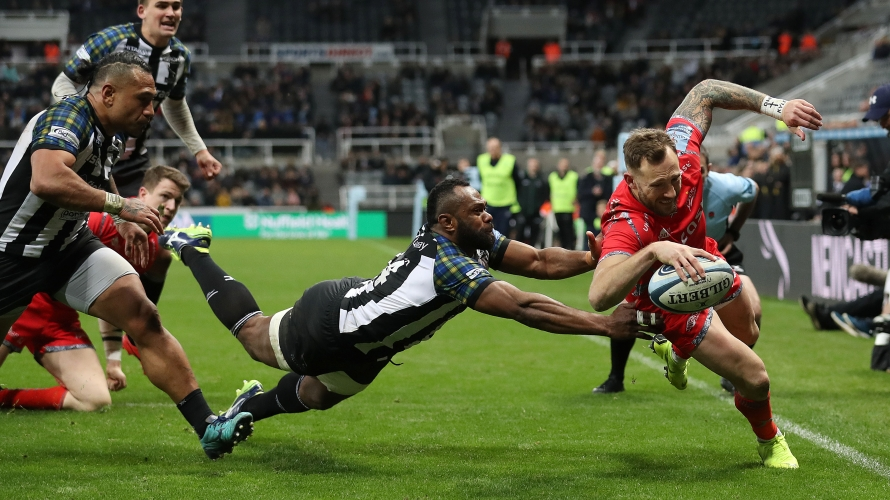 RUGBY UNION: Sale Sharks player ratings from their 22-17 defeat in 'The Big One' to Newcastle Falcons