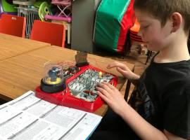 Eccles CoderDojo helps children get involved with technology