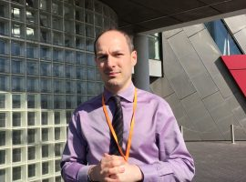 Alex Ganotis, GMCA lead member for the Green City Region portfolio