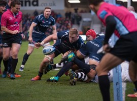 RUGBY UNION: Sale Sharks edge past Bath to enhance Champions Cup chances