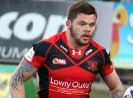 Ex-Salford Red Devils star blames 'really tough' two years on Widnes departure