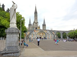 The Diocese of Salford holds a pilgrimage to Lourdes for the 87th year