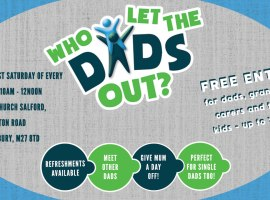 """I lost my identity"" – Kings Church to help Salford fathers and male community"