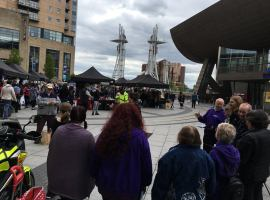 """""""It was the first place I've ever felt I belonged"""" – Salford City Singers' impact on the community"""