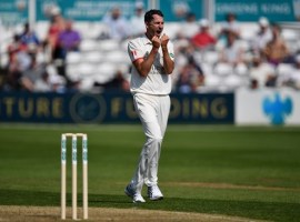 CRICKET: Lancashire in control after enthralling opening morning against Worcestershire