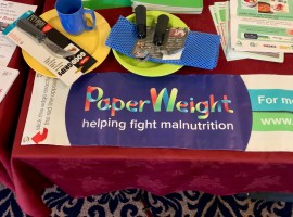 Salford Campaign to end stigma against malnutrition celebrates helping 1,000 people