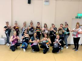 Salford born organisation, Dance Like a Mother, tackles mental health crisis
