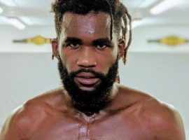 Randy Mboyo, amateur MMA fighter from Salford. Image courtesy: Randy Mboyo