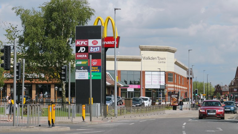 Walkden Retail Park, Credite: https://www.flickr.com/photos/boblinsdell/34051947142/