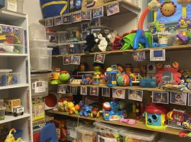 Salford's toy library celebrates 25th anniversary