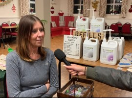 """""""I'm not going to give up raising awareness"""" – zero-waste pop up shop comes to Irlam"""
