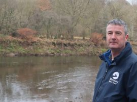 Mike Duddy, Mersey Rivers Trust | Image Credit: Rebecca Schott