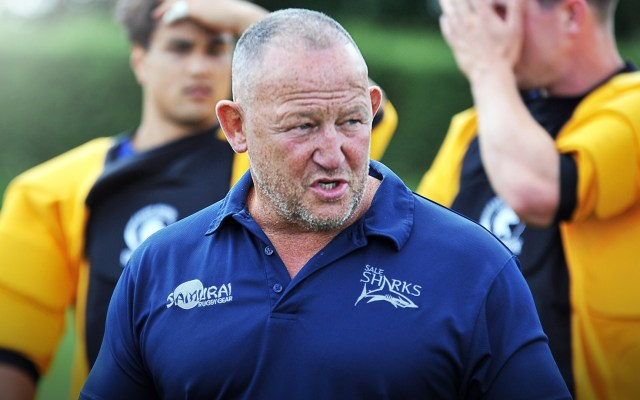 """RUGBY UNION: """"The real focus is always on the league"""" – says Steve Diamond after Sale's cup success"""