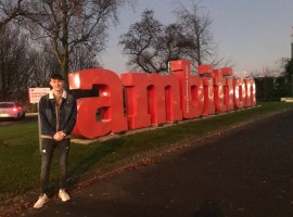 A new lease of life: Salford student on life after surgery