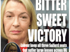 Salford Now election edition December 12, 9am