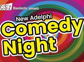 Credit: New Adelphi Comedy Night