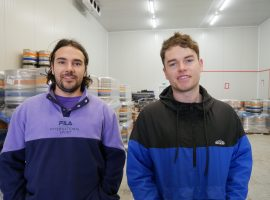 Salford Brewers raising money for clean drinking water
