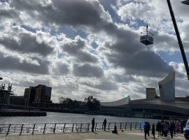 BBC presenters & staff take a leap at bungee jump