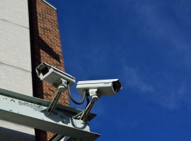 CCTV Cameras. Image is in the public domain.