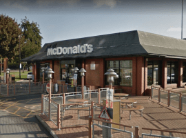Salford must wait a while longer before it can enjoy a McDonald's again