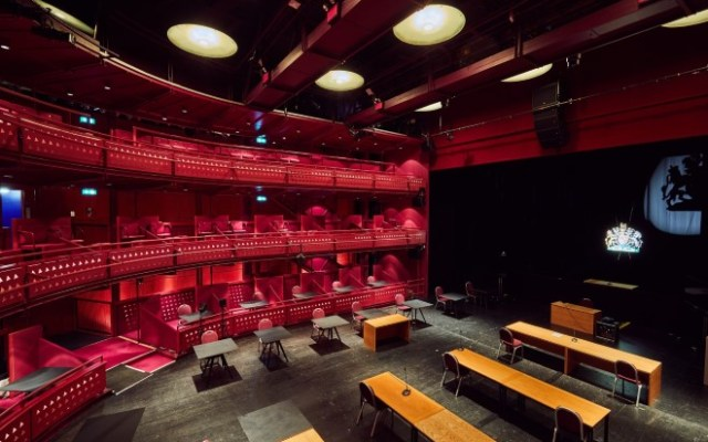 Starring new role for The Lowry in Salford as arts venue signs deal to become temporary 'Nightingale Court'