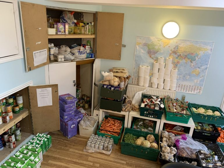 Food Bank Picture