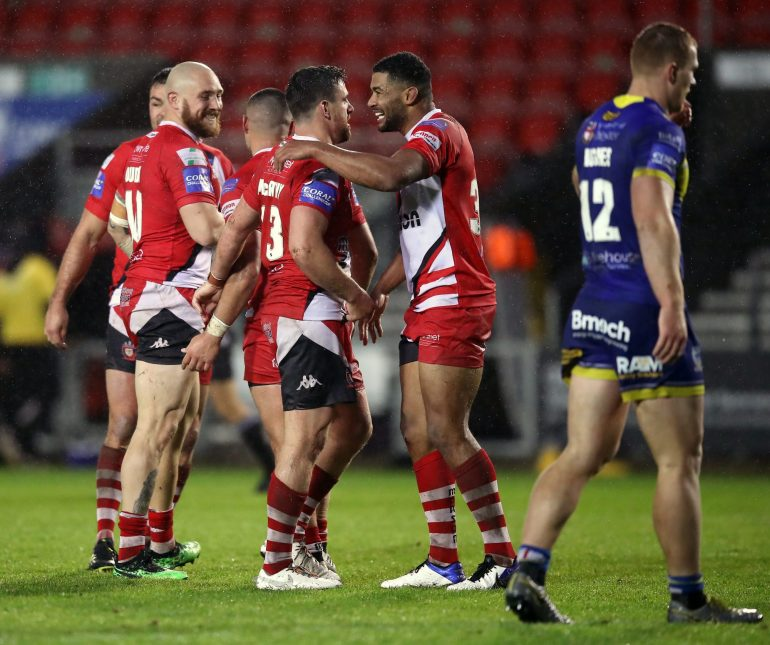 Salford challenge cup final